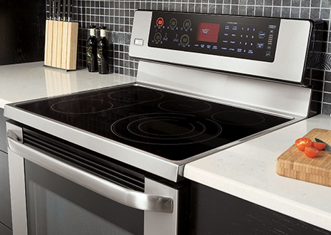 electic-kitchen-stove